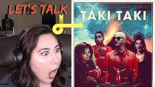 Let's Talk Taki Taki