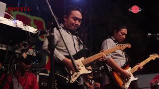 Gambar cover MONATA - CEK SOUND INSTRUMEN TANPA VOCAL - LIVE KALI PARE MALANG