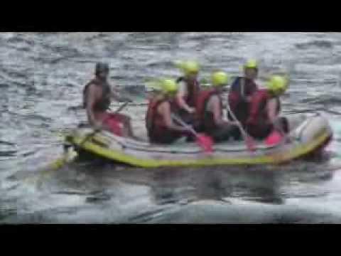 Rafting 2007 Bjelland Marnardal