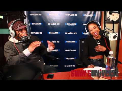 Sevyn Streeter talks Sex, Dating and New EP on Sway in the Morning