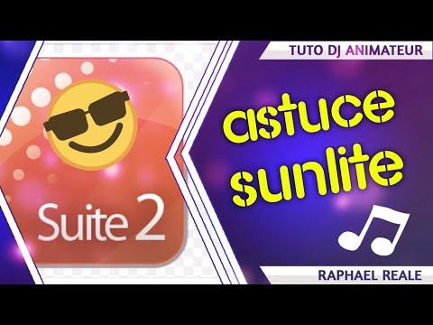 Tutoriel Sunlite francais : DJ comment jouer la lumière comme la musique light show conseils gratuit