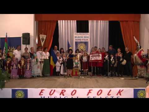 IFF EuroFolk Black sea 2014 (Official Film HD)