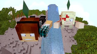 Minecraft The Sims Craft Ep.172 -  Pulo da Morte !!
