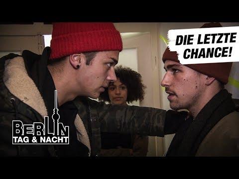 Berlin - Tag & Nacht - Die letzte Chance für die Freundschaft #1587 - RTL II
