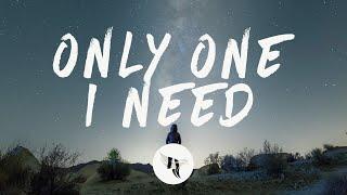 William Black - Only One I Need (Lyrics) with HALIENE & Thomas Laurent