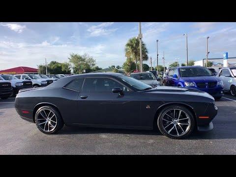 2018 Dodge Challenger Orlando FL, Central Florida, Winter Park, Windermere, Clermont, FL 229JA