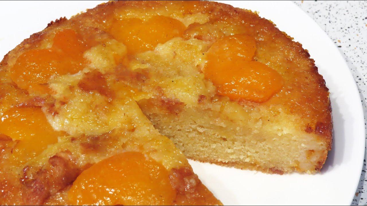 Apricot cake recipes easy
