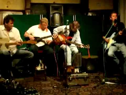Don't Think Twice It's Alright Covered by Ian Hunt, Dean Barnes, Simon Bishop, Dick Baldwin