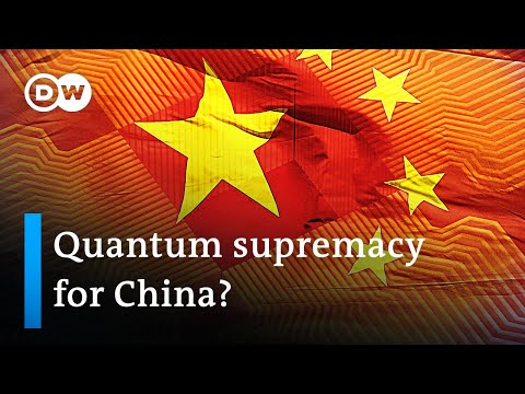 China claims quantum supremacy with new supercomputer | DW News