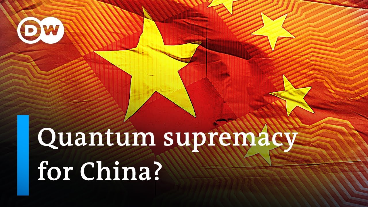 China takes the lead in Quantum Computing!