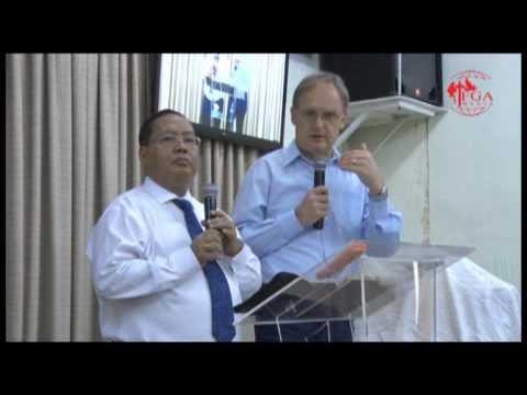Pastor Hakan Gabrielsson on November 13, 2016 (M)