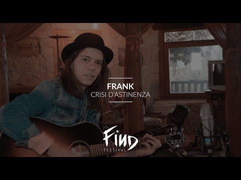 Frank live #3 - Find Acoustic Session