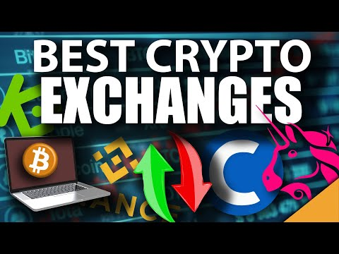 What Makes A Good Cryptocurrency Exchange And How Do They Work?