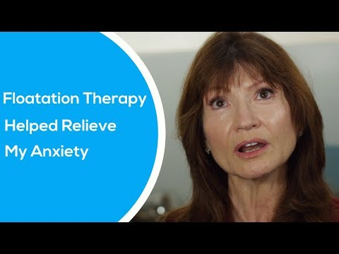 Natural Anxiety Treatment And Stress Relief With Floatation Therapy