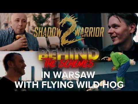 Behind the Schemes: Flying Wild Hog (Shadow Warrior 2)