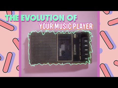 The Evolution of Your Portable Music Player