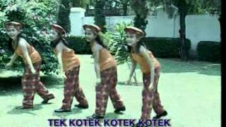Tek Kotek Kotek - Lagu Anak Indonesia