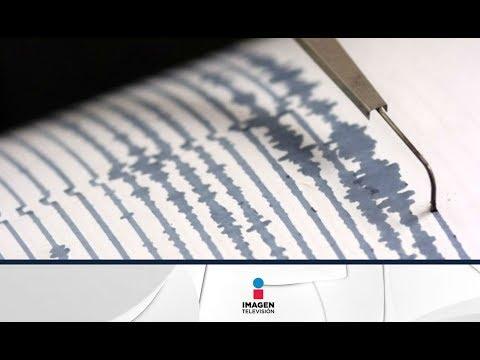 Sismo EN VIVO desde Imagen Televisión | Imagen Noticias