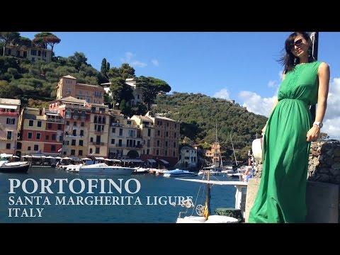 PORTOFINO SANTA MARGHERITA LIGURE LEGURIA GENOVA ITALY TRAVEL
