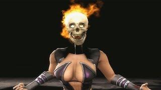 Mortal Kombat 9 Fatalities & Intro Swap