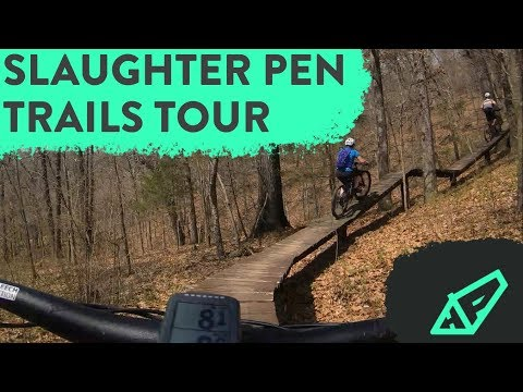 A Tour Of The Slaughter Pen Trail System In Bentonville, AR - Hardtails On Hard Trails
