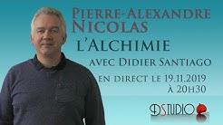 L'Alchimie par Pierre-Alexandre Nicolas 19.11.2019