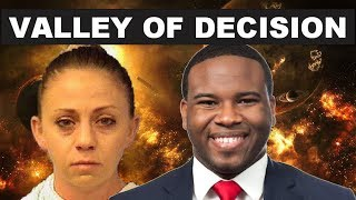 The Botham Jean & Amber Guyger Connection to The Valley of Decision (JEHOSAPHAT) The End Game