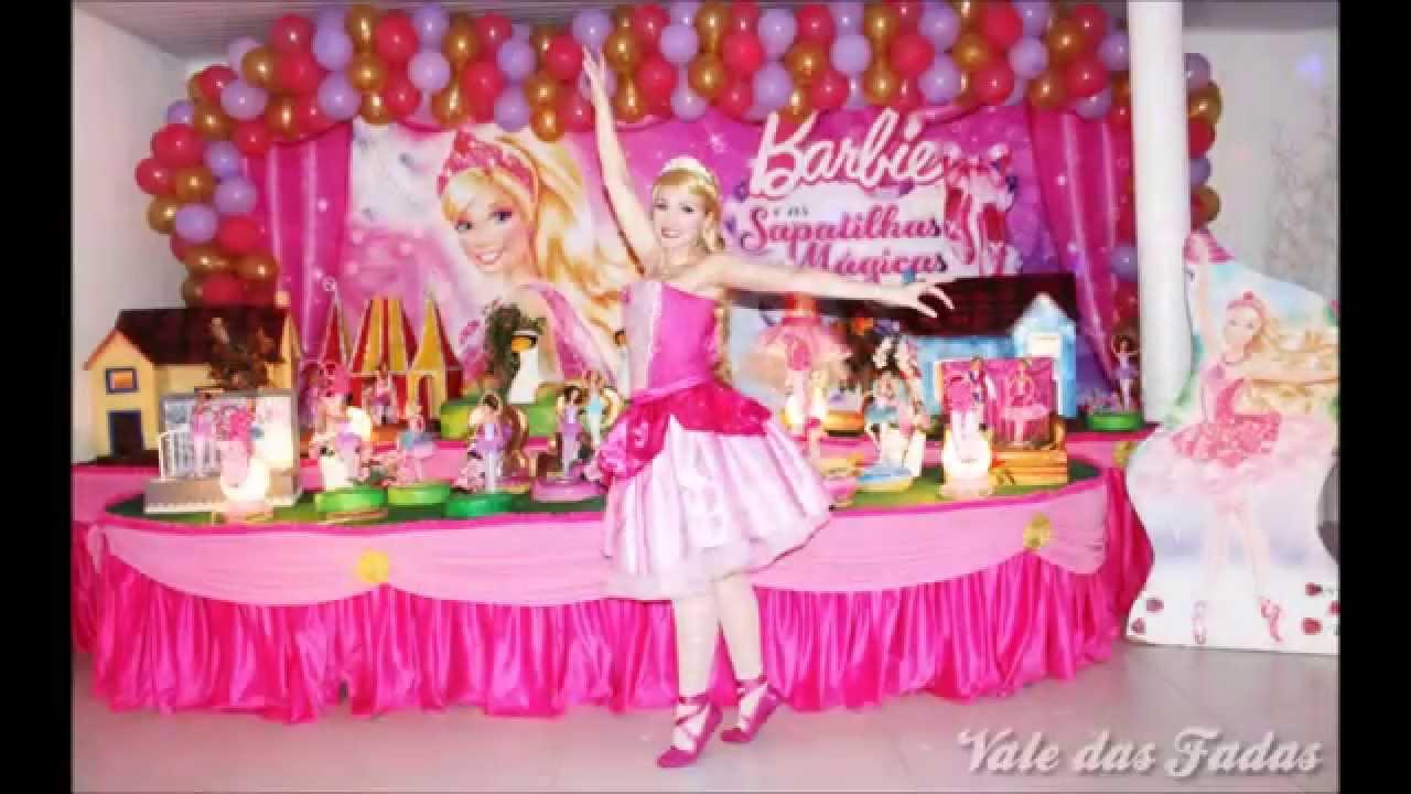 Vale das Fadas - Barbie e as Sapatilhas Mágicas (Personagens Infantis cover)