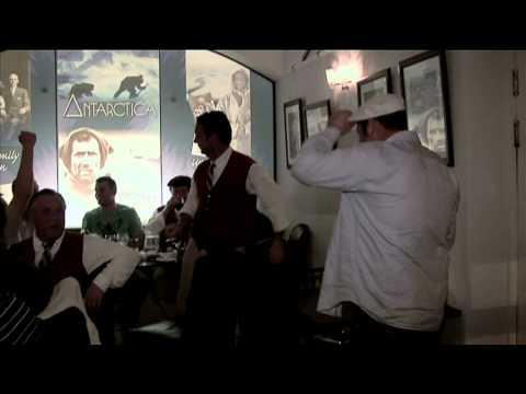 Magic Moment  in Tom Crean Restaurant - Kenmare