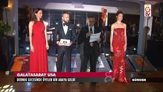 Gündem | USA Galatasaraylılar Derneği Balosu (6 Mart 2018)