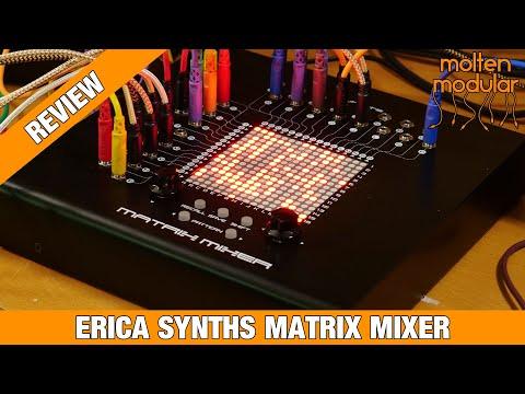 Erica Synths Matrix Mixer - Review