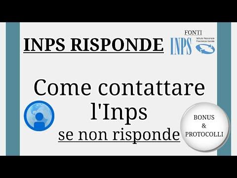 Come contattare l'Inps: Guida completa con INPS RISPONDE