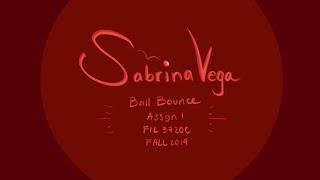Ball Bounce - Sabrina Vega