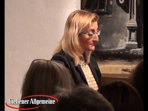 Catherine Gordeladze am Piano
