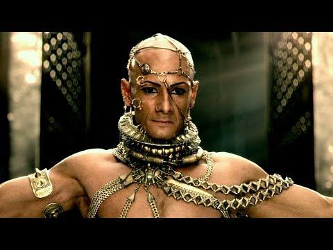 300 спартанцев: Расцвет империи. Ксеркс.