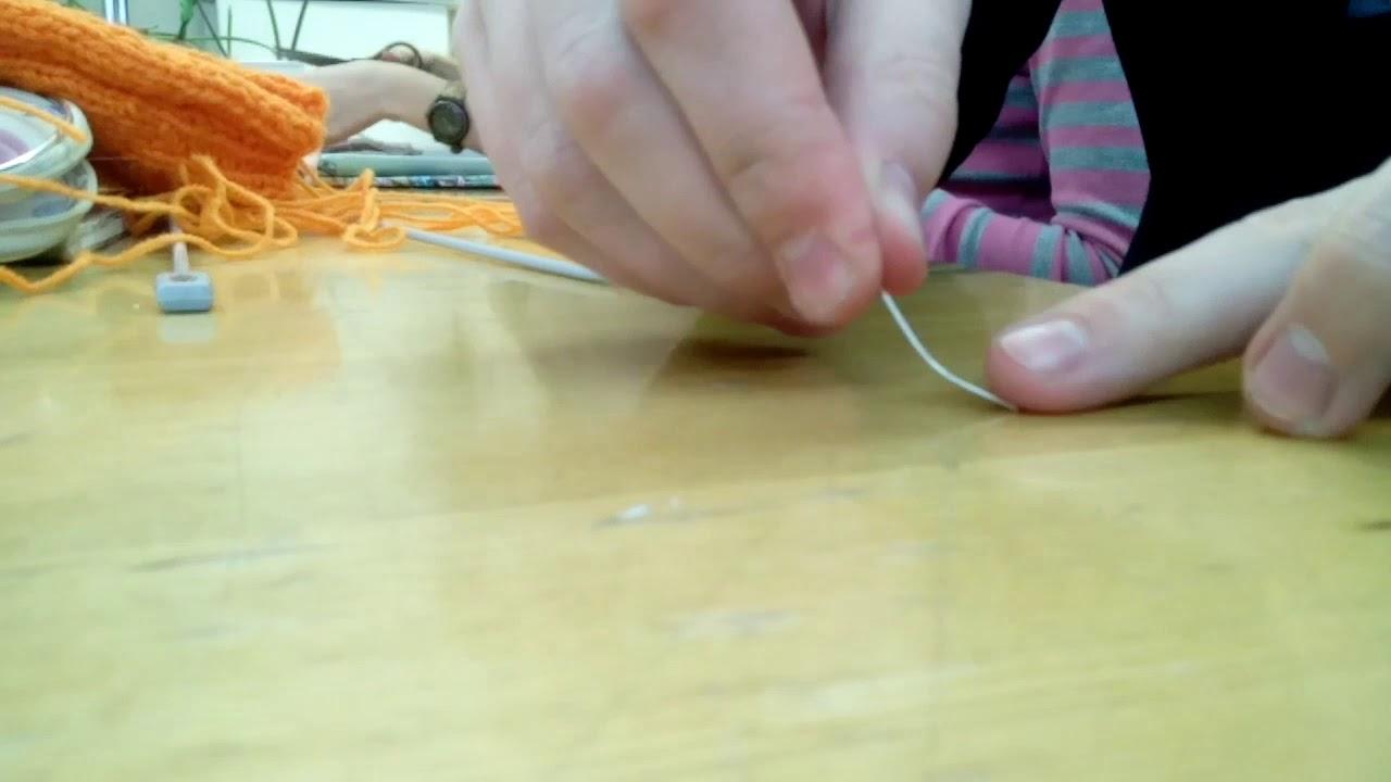 крючок для вязания своими руками Youtube