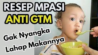 Mpasi Anti Gtm Bikin Lahap Makan Youtube
