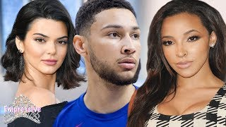 Ben Simmons cheated on Tinashe with Kendall Jenner? Tinashe's brother is mad!