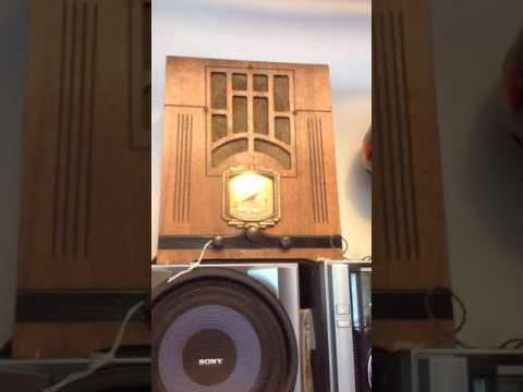 Old Warwick radio