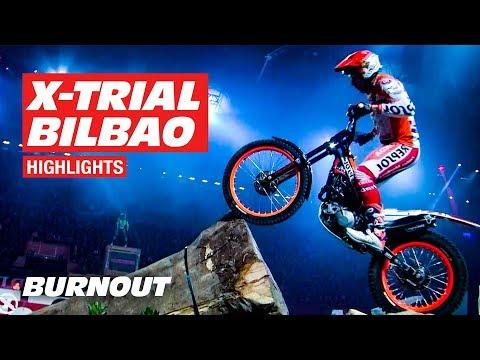 2019 FIM X-Trial World Championship | BILBAO FINAL | Bou vs Raga | BURNOUT