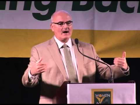 Why Medicaid Expansion is Important to Kansas: Jim Ward at the Taking Back Kansas convention