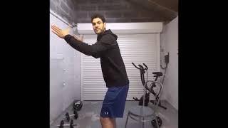 Vidéo n°3 Renfocement musculaire des jambes