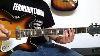 Como Tocar Basket Case de Green Day en Guitarra - COMPLETO