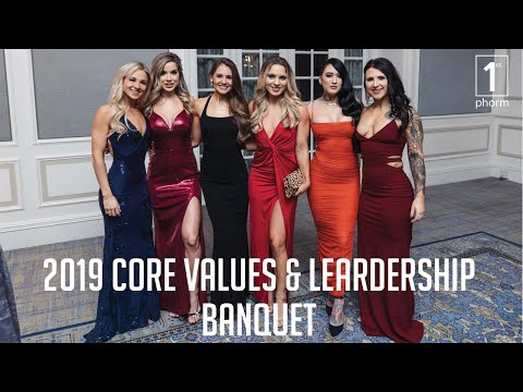 2019 1st Phorm Core Values & Leadership Awards Banquet