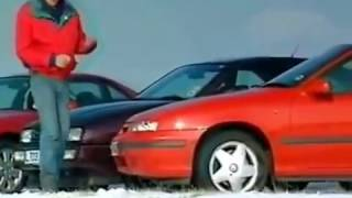 Топ Гир На Русском Ford Probe vs VW Corrado, Honda Prelude,  Vauxhall Calibra
