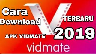 Gambar cover CARA DOWNLOAD VIDMATE VERSI LAMA DAN BARU 2019