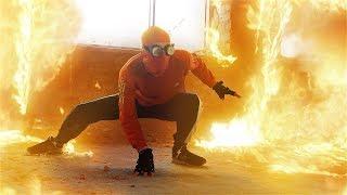 Человек-Паук. Серия 1. В огне.