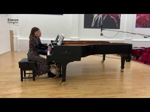 Dussek   Duo Op. 74 (Marche funèbre) Simon Callaghan & Clíodna Shanahan, pianos