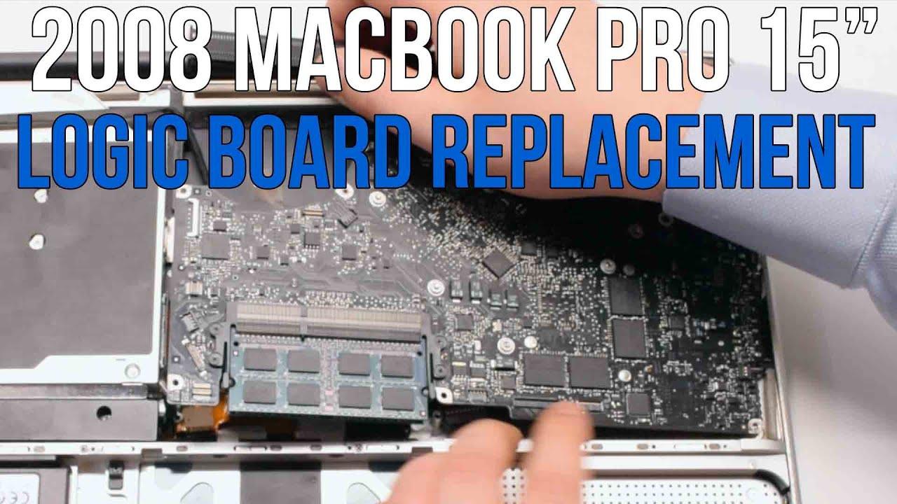 2008 Macbook Pro 15