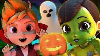 noapte de Halloween | Its Halloween Night | Kids Tv Romanian | Cântece pentru copii | In English